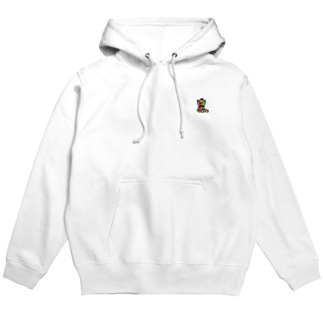 BASE forのBASEfor BEAR Rainbow Hoodies