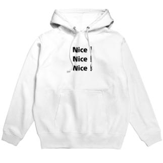 Nice!Nice!Nice! Hoodies