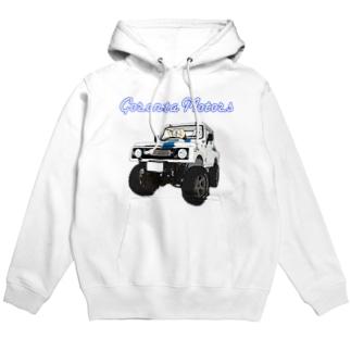 4WD-Kごろんた Hoodies