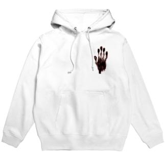 hand Hoodies
