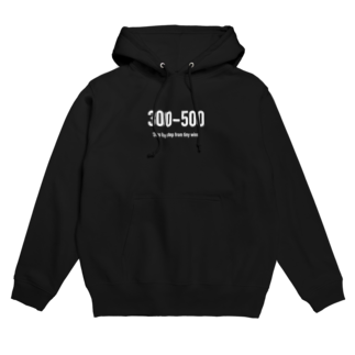 wlmのPOINTS - 300-500 フーディ