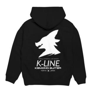 K-LINE LoGo Hoodies