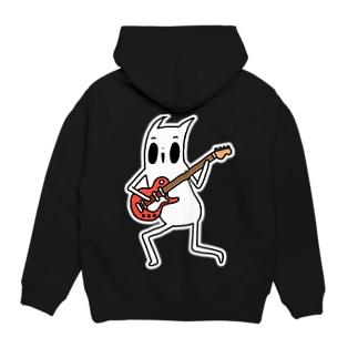ギターチャッピー Hoodies