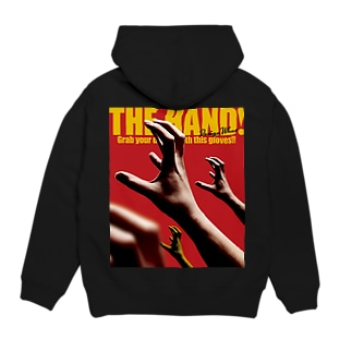 THE HAND! Hoodies