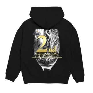2nd Anniversary Hoodies