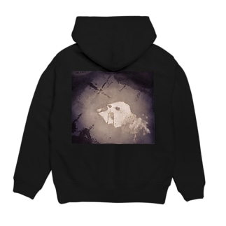Ghost puddle Hoodies