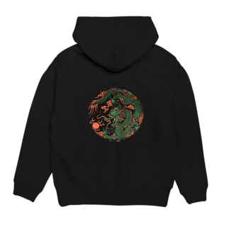 dragon Parker Hoodies