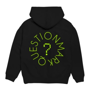 QUESTION MARK Hoodies