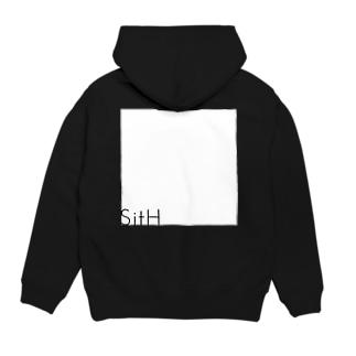 Simple_Square Hoodies