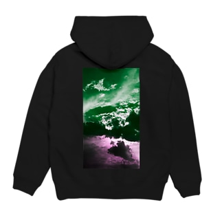 abnormal_crazy Hoodies