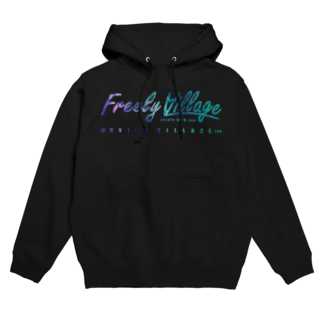 FREELY SHOPのFreely Villageシリーズ Hoodies