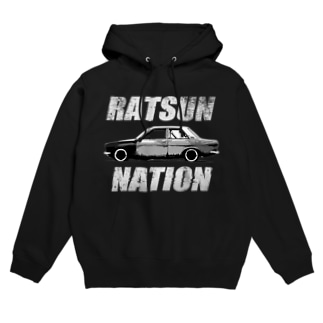 RATSUN NATION Vol.2     Hoodies