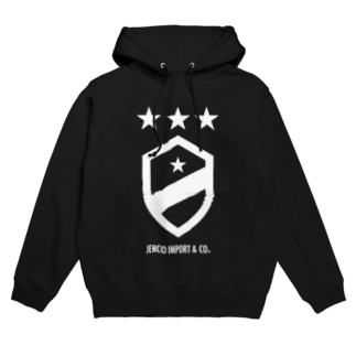 JENCO EMBLEM Hoodies