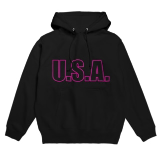 COME ON BABY U.S.A. 🇺🇸 Hoodies