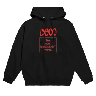 POINTS - 3900 Red Hoodies