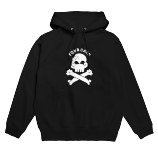 FOUR CATS Hoodies