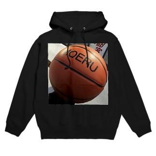 バスケットボールMOERU Hoodies