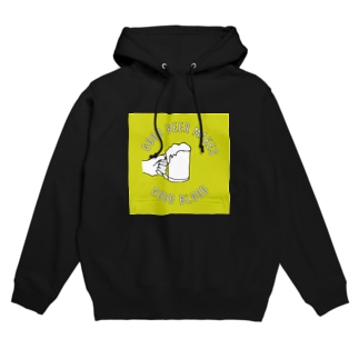 GOOD BEER MAKES GOOD BLOOD Hoodies