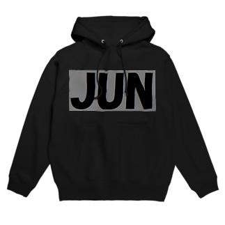 JUN  グッズ 3 Hoodies