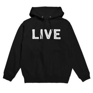LIVE Hoodies