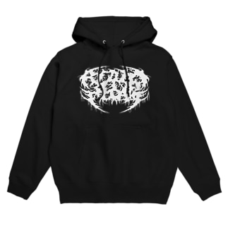 Agony of Tortureロゴ Hoodies