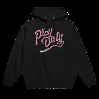 Shineのplay dirty Hoodies