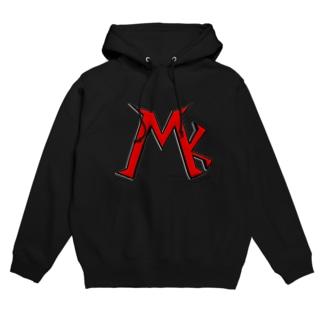 MKID公式 Hoodies
