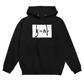 物理学方程式シリーズ Hoodies