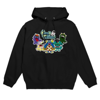 Creepy Treasures! Monsuter Familiy! Hoodies