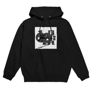 ONE PLUG DISordeR(CAT cable◽︎) Hoodies
