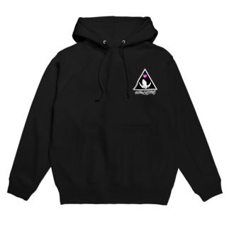 8DIMENSIONSの8DIMENSIONS Logo hoodie Hoodies
