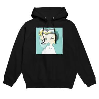 December Girl-Turquoise Hoodies