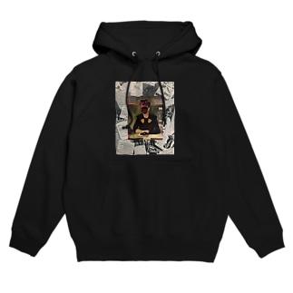 THE CIRCLE©︎  hoodie +Madame la lèvre+ Hoodies