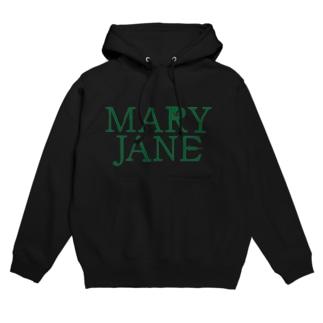 Mary Jane Hoodies