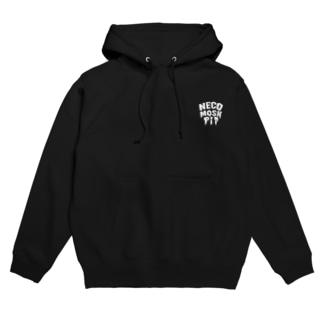 パーカー(バックプリント・カラー3色) Hoodies