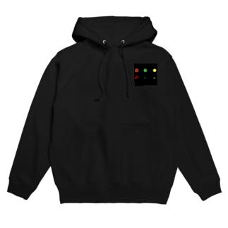 BLACK  3 Hoodies