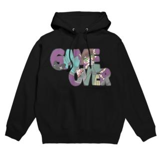 GAMEOVER Hoodies