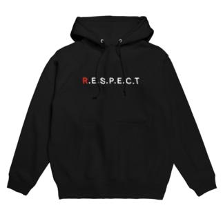 RESPECT-2 Hoodies
