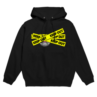 ◀︎©︎のあたんOfficial Store の2020:KEEPOUT:N'N Hoodies