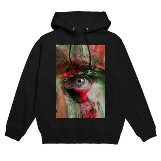 eye2 Hoodies