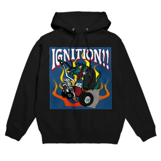 IGNITION!! Hoodies