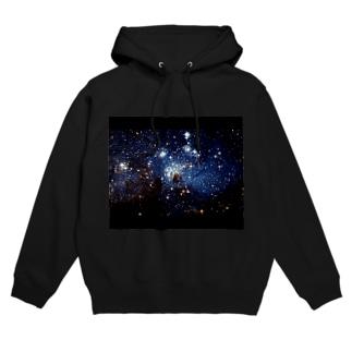 大マゼラン星雲の星形成領域、LH 95 Hoodies