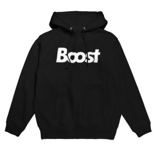 Boost Hoodie Hoodies