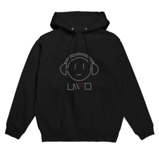 UMFO connect to parka (Black) Hoodies