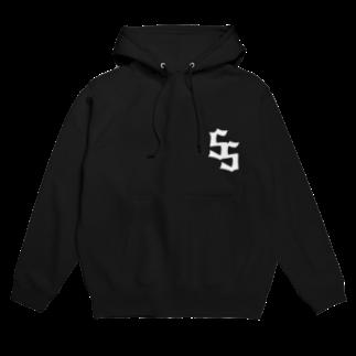 S_S_のSS first hoodie Hoodies