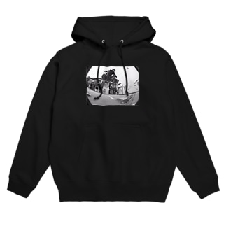 Car stop to Car stop Hoodies