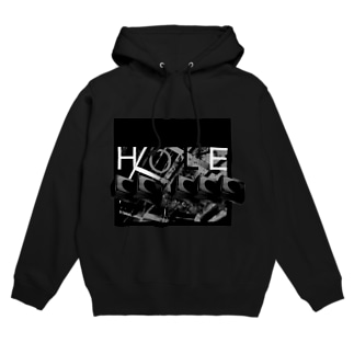 HOLE Hoodies
