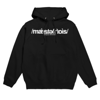 crayzのnothing to see here. (/mǽstə(r)pìs/ collection.) Hoodies