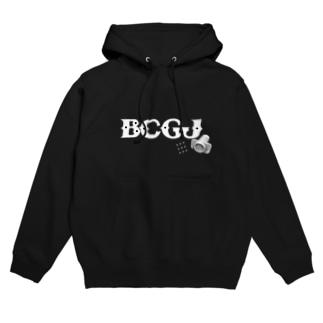 BCG日本株ハンコ注射ROCK vs コロナ Hoodies