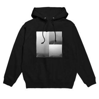 Invisible destination Hoodies